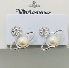 Vivienne Westwood Otavia Orb Small Earrings