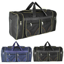 80L Men's Waterproof Travel Bag Overnight Duffle Sport Shoulder Handbag Luggage