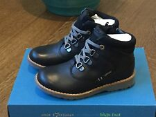 Nwt Clarks gore Tex Leather Boots , black for Boys size 11W