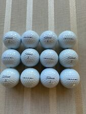12  Titleist AVX 2019 Used Golf Balls  [One Hit] Grade Pearl /A