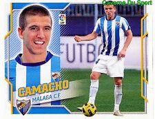 017 CAMACHO ESPANA MALAGA.CF UPDATE STICKER LIGA 2011 PANINI