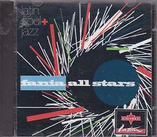 FANIA ALL STARS - latin soul and jazz CD