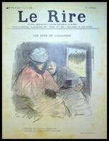Le RIRE N°74 du 4 avril 1896