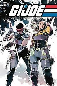 GI JOE A REAL AMERICAN HERO #289 1:10 Loh Variant Cover C | IDW |  12/15