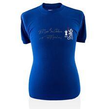 Ron 'Chopper' Harris Signed Chelsea Shirt - 1970 FA Cup Winners Autograph