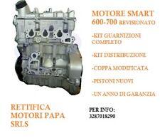 motore smart 700 benzina completo rigenerato