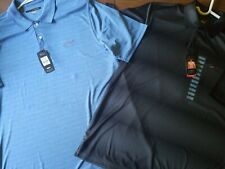 NWT Greg Norman Men's Size L Performance Golf Polo Shirt MSRP $59 *Free Ship