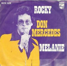 "DON MERCEDES - ROCKY ( DUTCH PHILIPS 6012 629) 7""PS  1976"