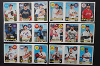 2018 Topps Heritage High Number Bazooka 1969 Panel Baseball Cards Pick From List