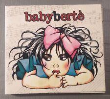 Loredana Bertè – Babybertè CD 2005 Edel – ERE0162912   Digipack Come Nuovo