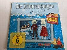 Die Schneekönigin  DVD SUPER illu Märchen Zeichentrick  NEU OVP