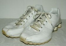 Nike Shox Deliver Men White Athletic Running Shoes Size 9 317547-111