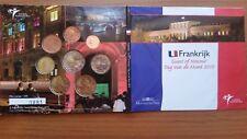 Divisionale Francia 2010 Commemorativa 8 Monete FDC Tiratura 1.000 Esemplari
