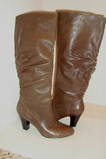 Nine West Womens NWOB Sousanna Brown Boots Shoes 6 MED NEW