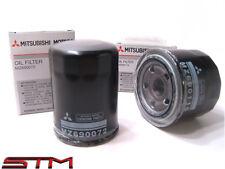1 Mitsubishi OEM Oil Filter w/ Crush Washer EVO 8-9