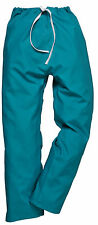 Reversible Hospital Scrub Trousers - Unisex Medical Doctor's Work Wear