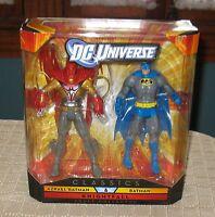 DC Universe Azrael Batman & Batman  Knightfall Adult Collector MB FREE SHIPPING