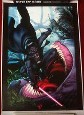 Star Wars: Darth Vader & The 9th Assassin Print  - S&N By Ariel Olliveti - RARE!
