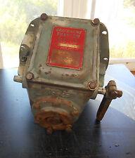 Gray Marine Capital 1E Reverse Gear Boat Transmission PHANTOM Century 112 46 47