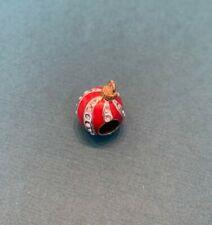 Brighton Red Ornament bead