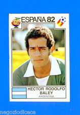 SPAGNA ESPANA '82 -Panini-Figurina-Sticker n. 181 - BALEY - ARGENTINA -Rec