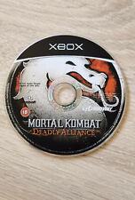 MORTAL KOMBAT DEADLY ALLIANCE XBOX (XBOX 360 ONE SERIES X)