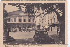 # BAGNI DI CASCIANA: PIAZZA GARIBALDI - TERME -- 1952