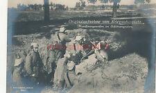 Foto, AK, Maschinengewehre im Schützengraben, (M)0518