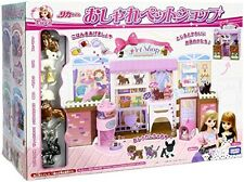 New Takara Tomy Licca Doll fashionable pet shop Free Shipping