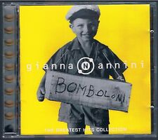 GIANNA NANNINI BOMBOLONI CD F.C.