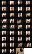 35 mm Rollfilm-Dias aus 1940 Jahren-Käse Herstellung-Werbung-Historical photos