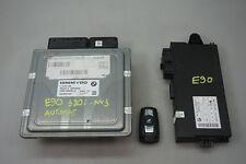 BMW 1 3 Series 2 E87 LCI E90 120i 320i Petrol ECU Kit N43 DME CAS 3 Key 7579142