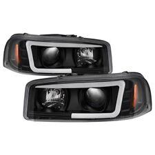 Spyder Auto 5084521 Version 2 Projector Headlights For GMC Sierra 1500 99-06