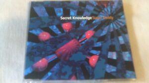 SECRET KNOWLEDGE - SUGAR DADDY - 1993 7 MIX CD SINGLE