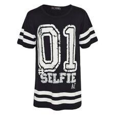 Magliette , maglie e camicie neri per bambini dai 2 ai 16 anni Taglia 13-14 anni