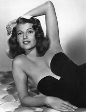 Rita Hayworth A4 Photo 68