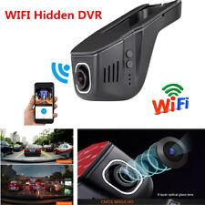 HD 1080P Hidden WiFi Car DVR Camera Vehicle Video Recorder Night Vision Dash Cam