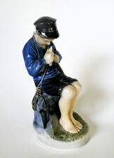 "VINTAGE 1962 ""WHITTLING BOY"" BY ROYAL COPENHAGEN"