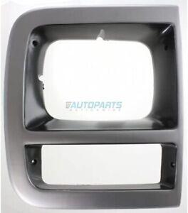 NEW RIGHT HEAD LAMP DOOR FITS 1992-1996 CHEVROLET G30 GM2513181