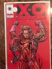 X-O Manowar #5 (Jun 1992, Acclaim / Valiant)