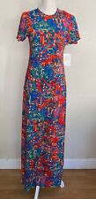 LuLaRoe Maria Dress Full Lenght XXS Comfort Maxi Dress NWT