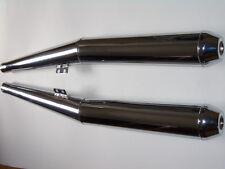 2 Schalldämpfer Auspuff Endtopf BMW /6 /7 R 80 R 100