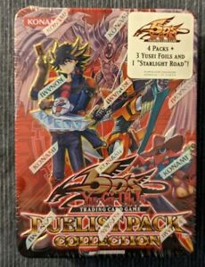 YUGIOH - DUELIST PACK COLLECTION TIN 2010 - RED - ENGLISH