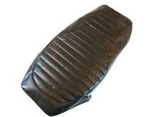 Sitzbankbezug schwarz strukturiert ohne Beschriftung für MZ ETZ-125 / ETZ-150 /