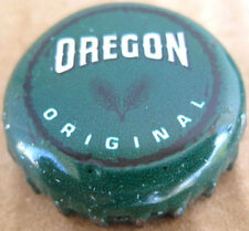 OREGON ORIGINAL Beer CROWN, Bottle CAP Boston Beer Co., Boston, MASSACHUSETTS