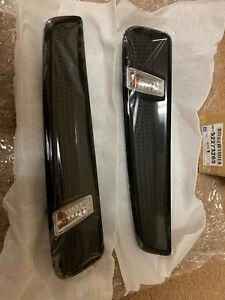2014-2017 Chevrolet Chevy SS Sedan Black Fender Vents OEM GM Lights 92273265
