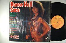 BYRON LEE and The DRAGONAIRES Dance Hall Soca IMPORT LP JAMAICA Shrink DYNAMIC