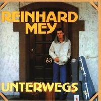 "REINHARD MEY ""UNTERWEGS"" 2 CD NEUWARE"