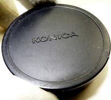 Konica Hexanon AR Rear Lens Cap Genuine vintage - free Shipping USA