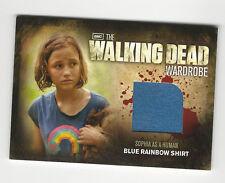 Madison Lintz as Sophia The Walking Dead Season 2 Wardrobe Costume Card #M9